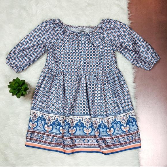 dbfcc914e Mayoral Floral & Paisley Print Dress. M_5c3b05ff1b32941877320294